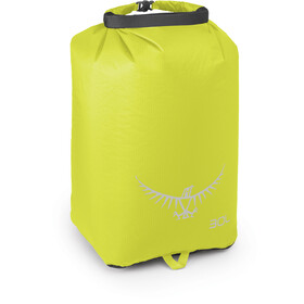 Osprey Ultralight Drysack 30l electric lime